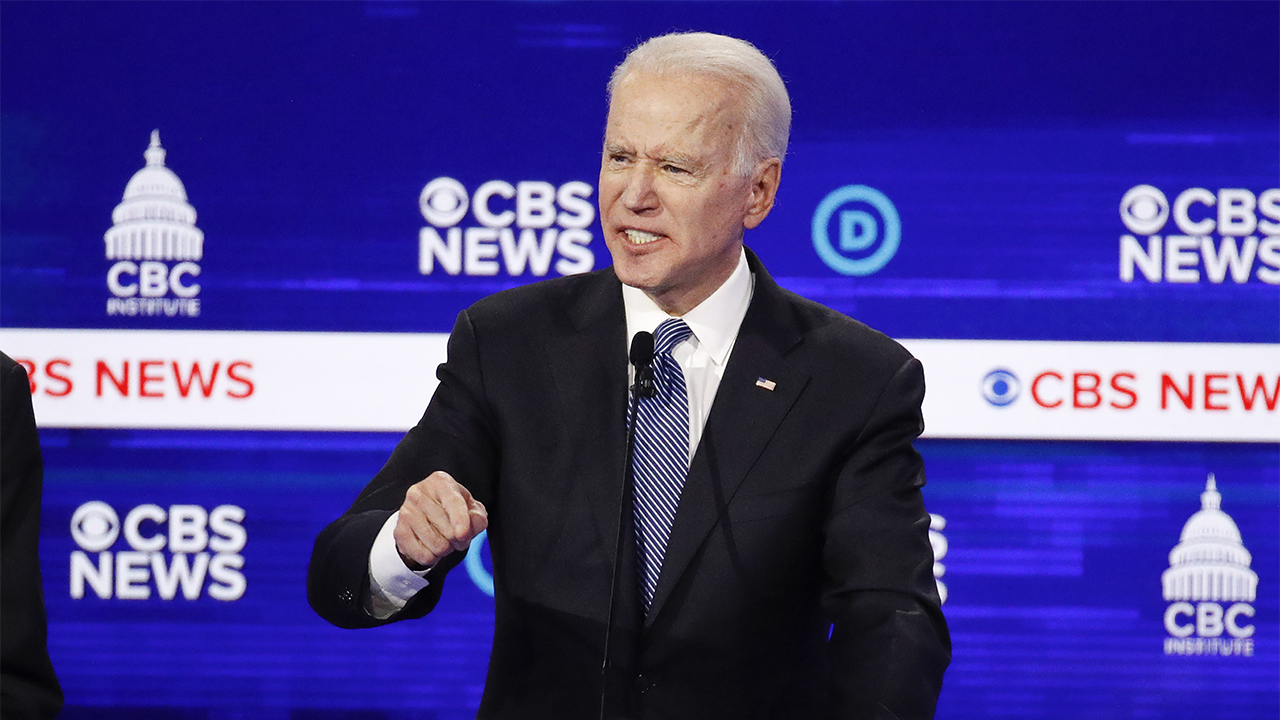 Joe Biden baffles with promise to appoint 'first African-American woman' to Senate