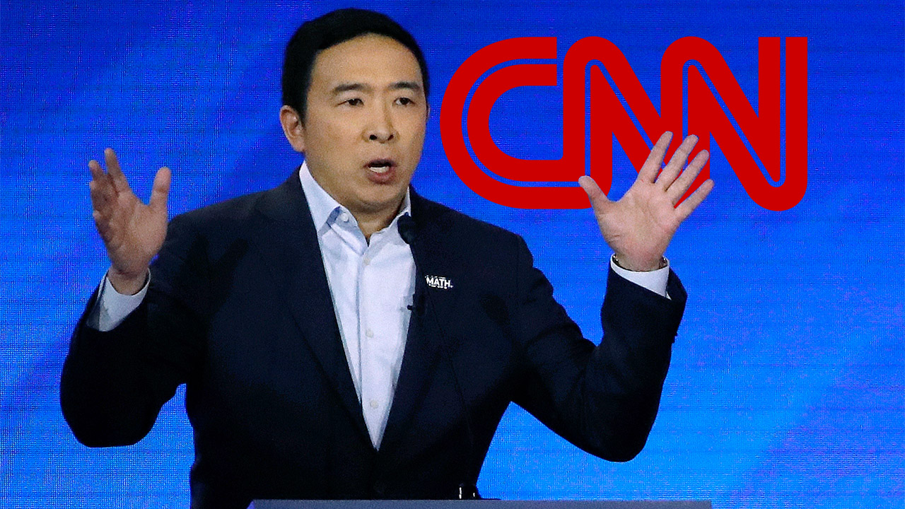 Westlake Legal Group andrew Ex-Democratic presidential hopeful Andrew Yang joins liberal CNN as pundit fox news fnc/media fnc Brian Flood article 3a4f918c-f10c-56b3-8557-cd889ca66110