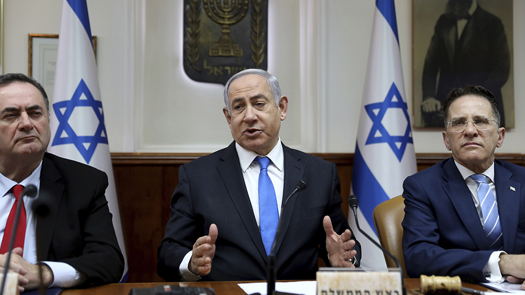 Israeli PM Netanyahu's opponents say they have reached coalition deal, paving way to oust leader