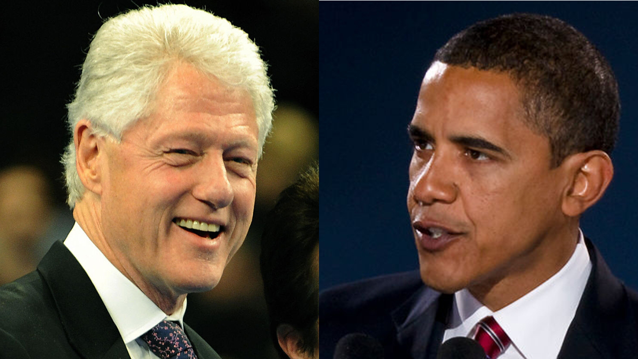 When Bill Clinton was accused of racism during South Carolina primary - fox