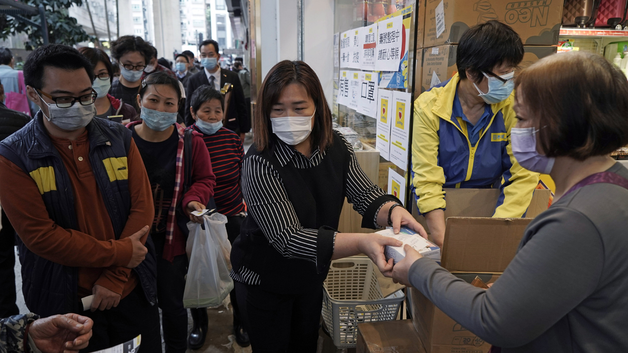 Coronavirus panic led to Hong Kong toilet paper theft at knifepoint: police