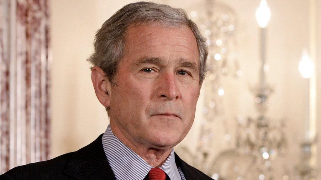 George W. Bush honors Ruth Bader Ginsburg as 'smart and humorous trailblazer'