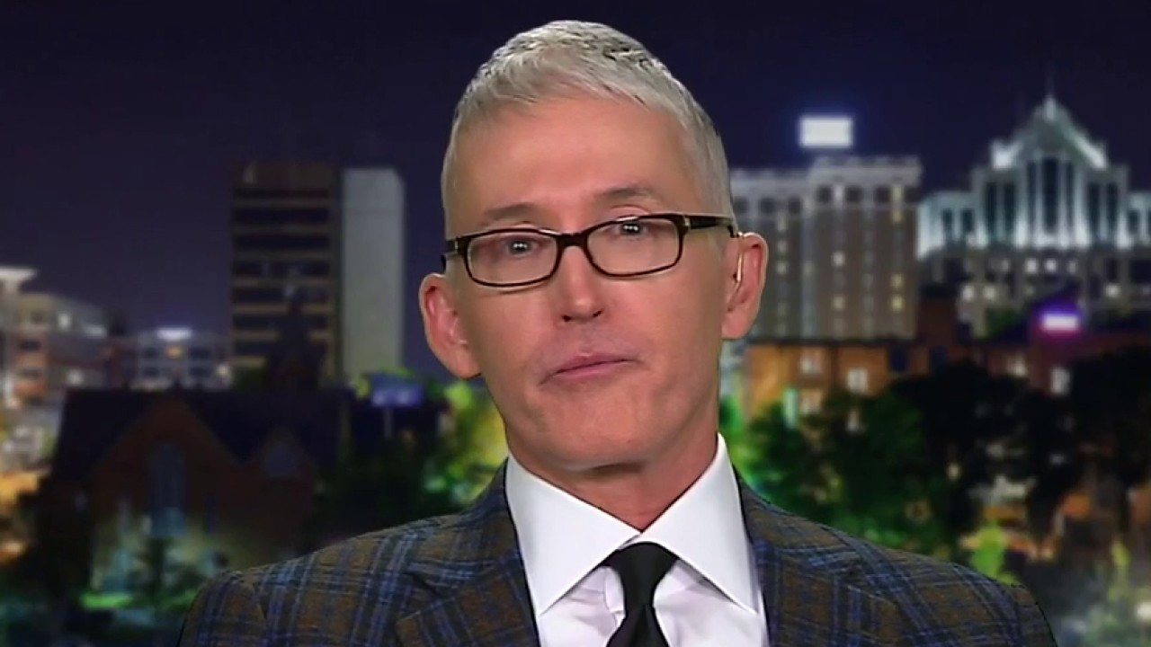 Trey Gowdy insists Barr working hard to clean up DOJ despite McCabe decision: 'Lady Justice needs that blindfold back on'