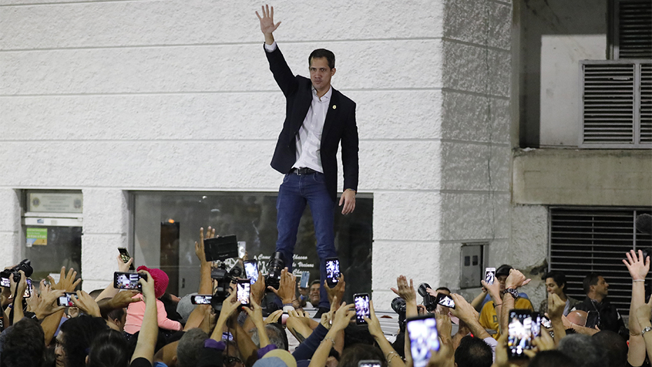 Newt Gingrich: Trump joins Venezuela's Juan Guaidó to battle the anti-America coalition