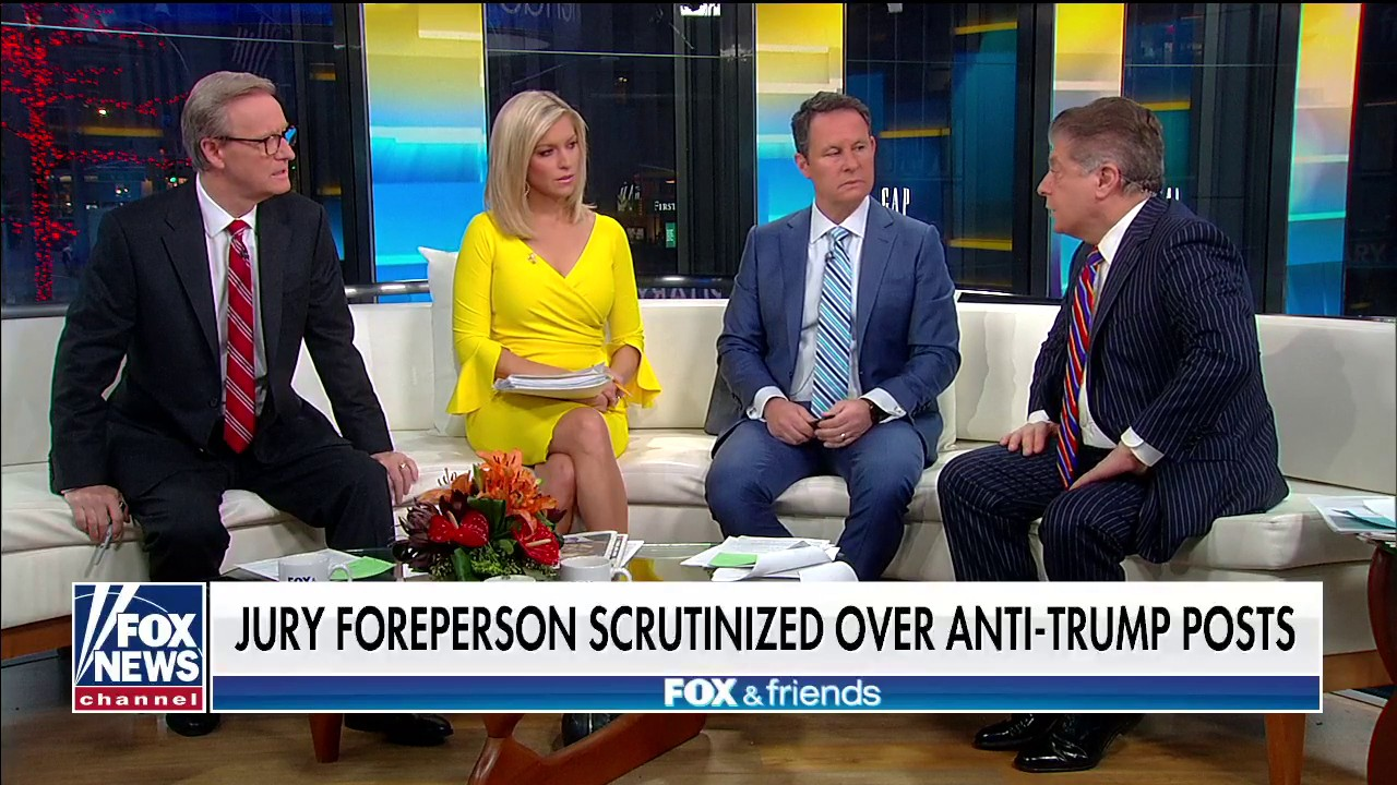 Napolitano on Roger Stone case: 'Only a pardon can fairly undo this mess'