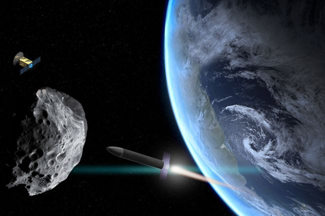 Asteroid almost as big as Mount Everest to pass Earth next month, NASA says