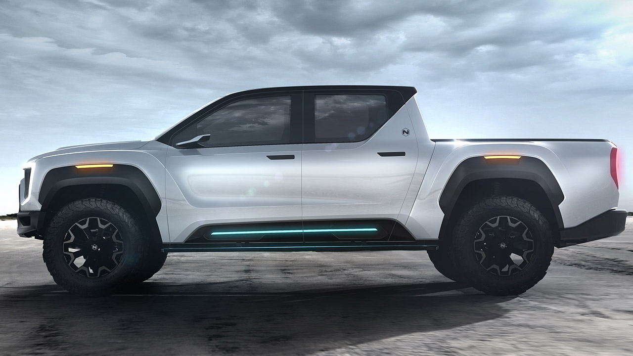 nikola2 - Electric Nikola Badger is the 'best-looking' pickup, will cost $60-$90G, says CEO