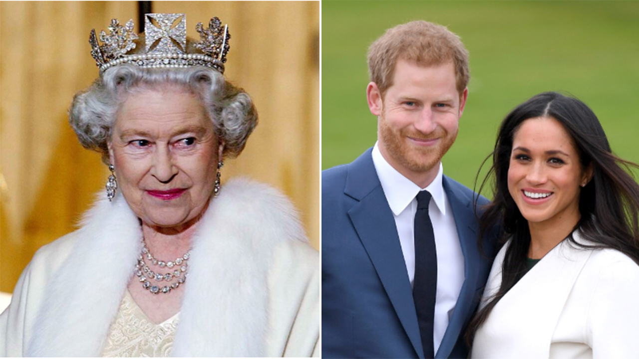 Meghan Markle and Prince Harry say the Queen doesn't own the word 'royal'