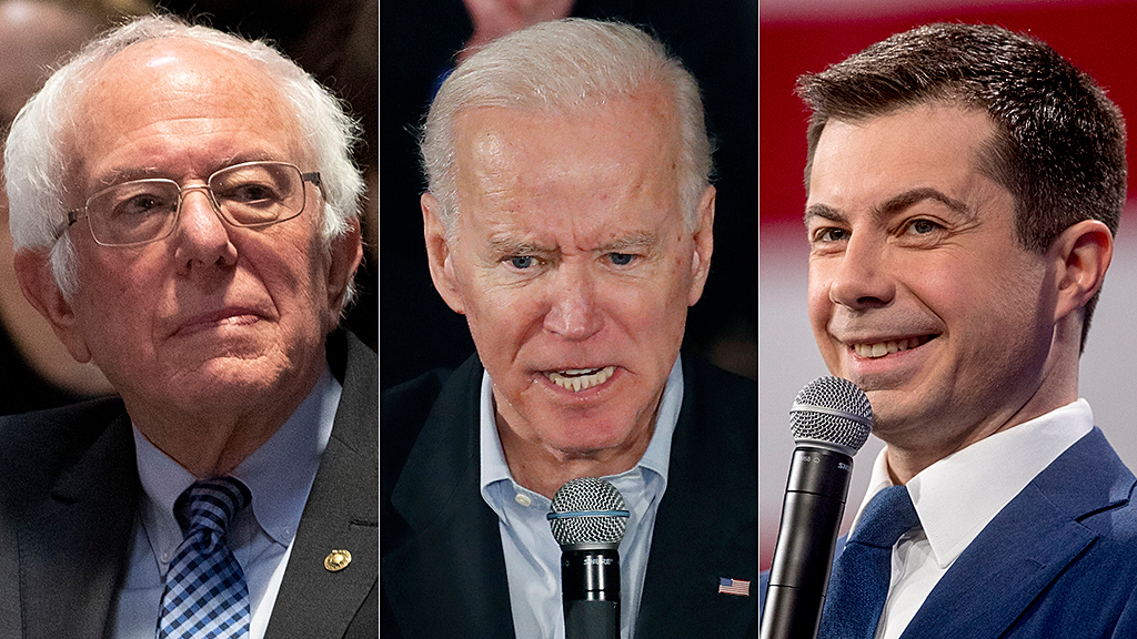 Tom Del Beccaro: NH primary -- Bernie 's moment, Buttigieg proving ground, und Biden' s last stand