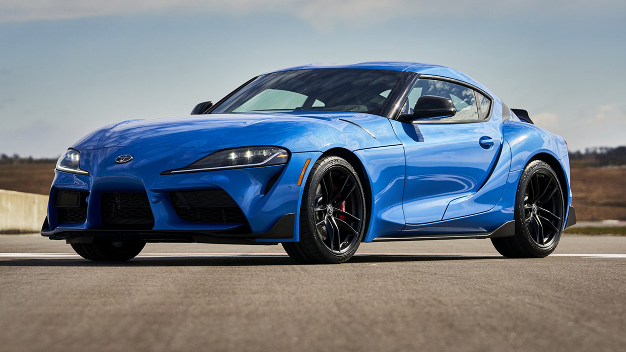 2021 Toyota Supra getting more – and less – power
