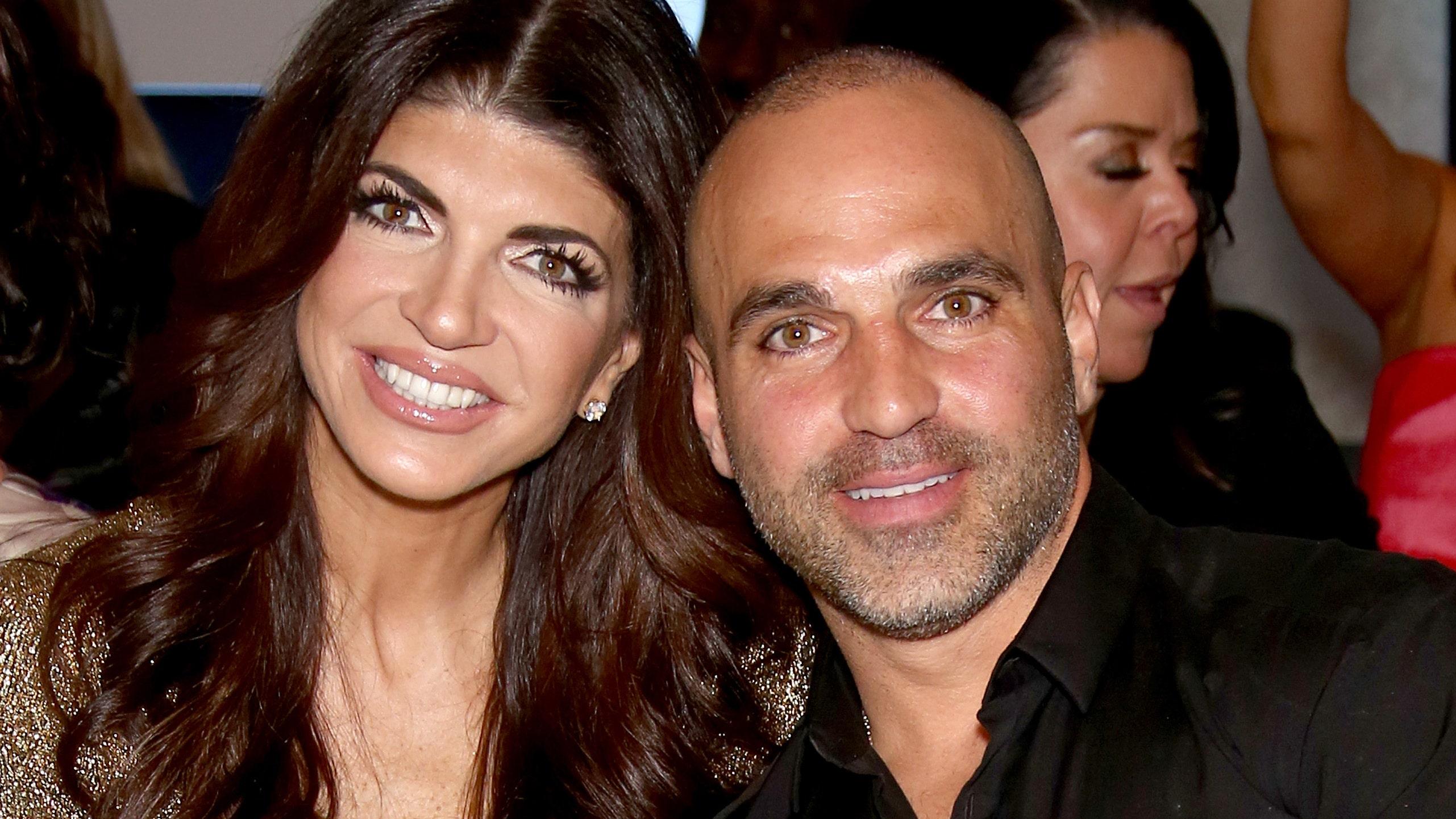Teresa Giudice's brother Joe Gorga thinks there's 'zero chance' reality star and husband will reconcile
