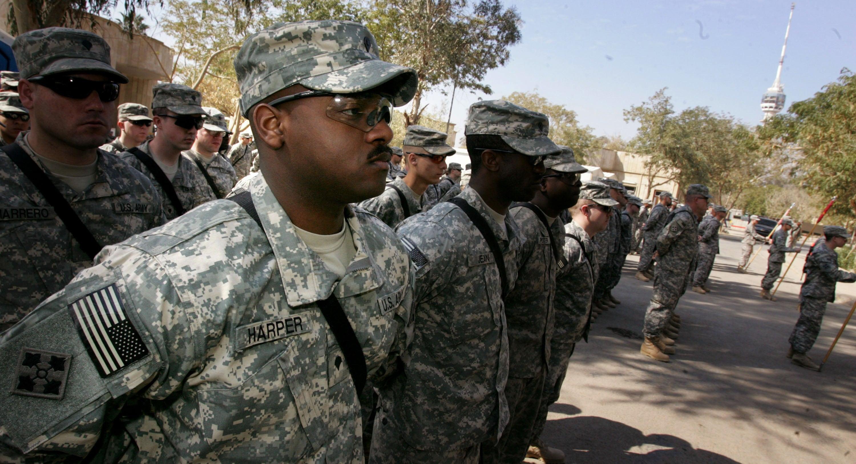 Armee sucht Technologie, durch Wände zu sehen und zu identifizieren Leute auf der anderen Seite