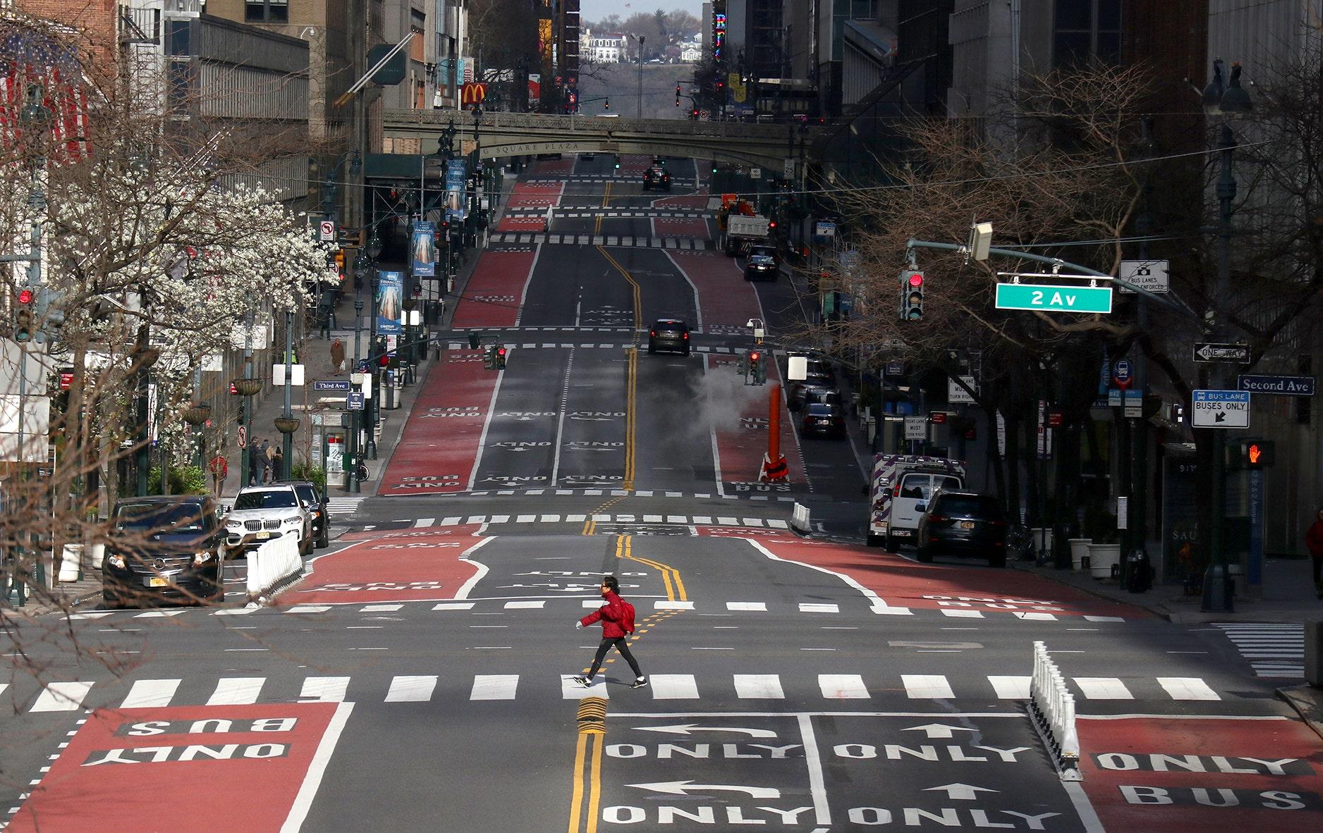 New York City 'bereit', um zu bleiben geschlossen über Können über Corona-Virus, de Blasio sagt