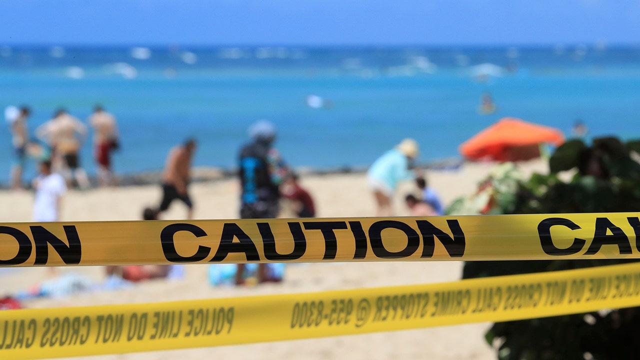 Coronavirus σπιρούνια Χαβάη για να πάρει ακραίες δράσης,