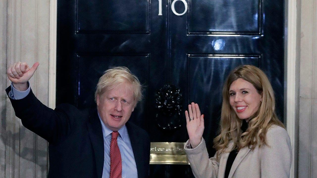 Reports: Boris Johnson fiancée Carrie Symonds wed in London – Fox News
