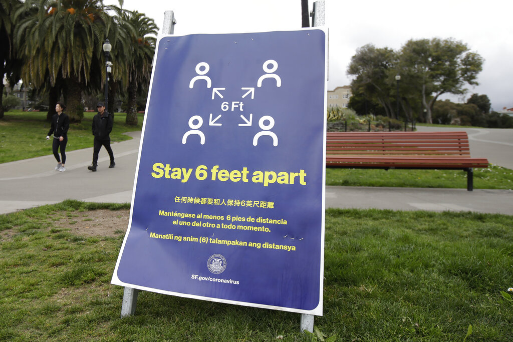 Σαν Φρανσίσκο βλέπει το έγκλημα να πέσει μετά από coronavirus
