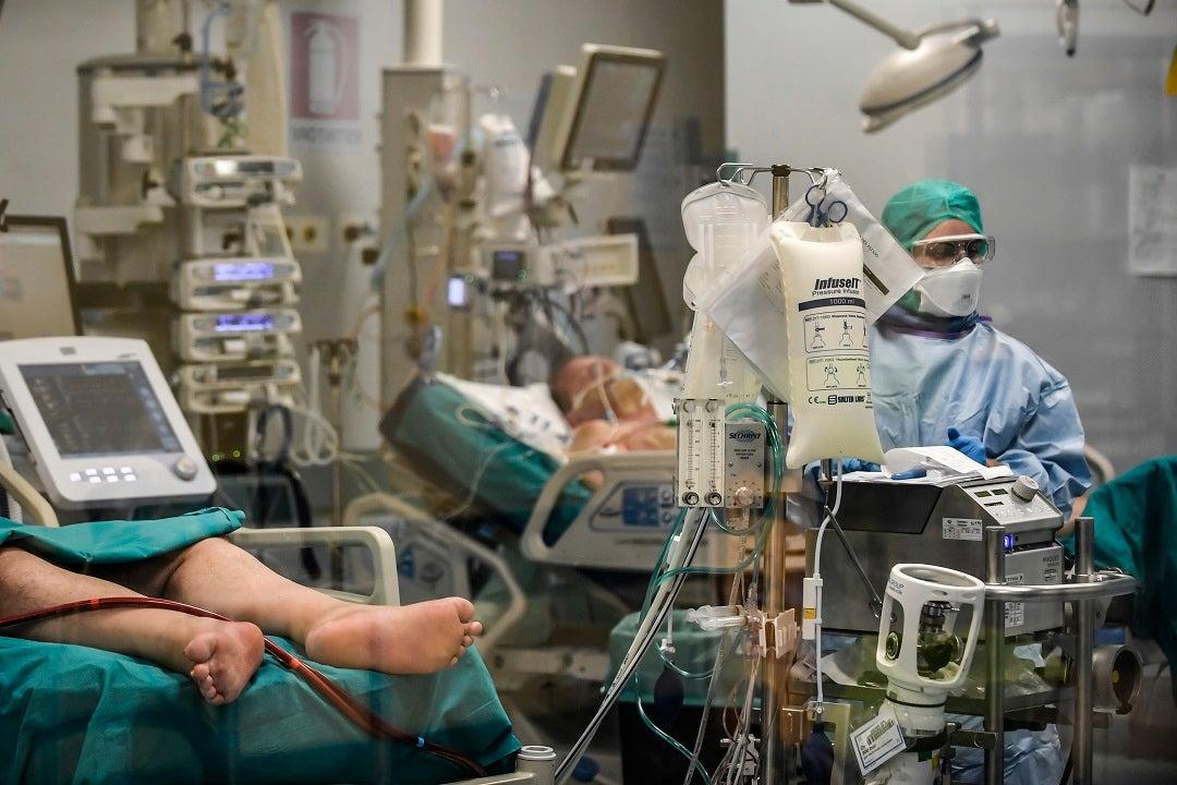 101-year-old Italian man born during Spanish flu pandemic survives coronavirus, official says