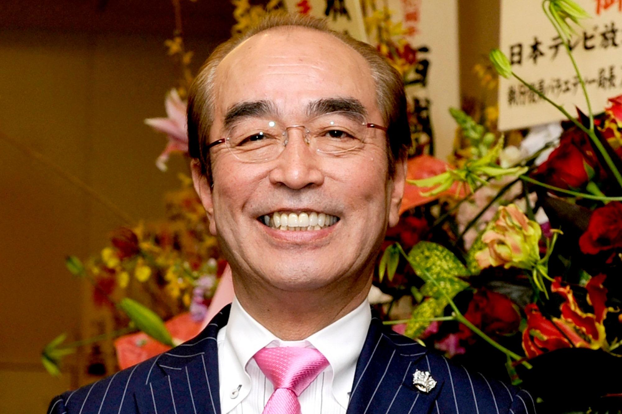 Ο κεν Shimura, δημοφιλής κωμικός στην Ιαπωνία, πέθανε στο 70 μετά από την αναθέτουσα coronavirus