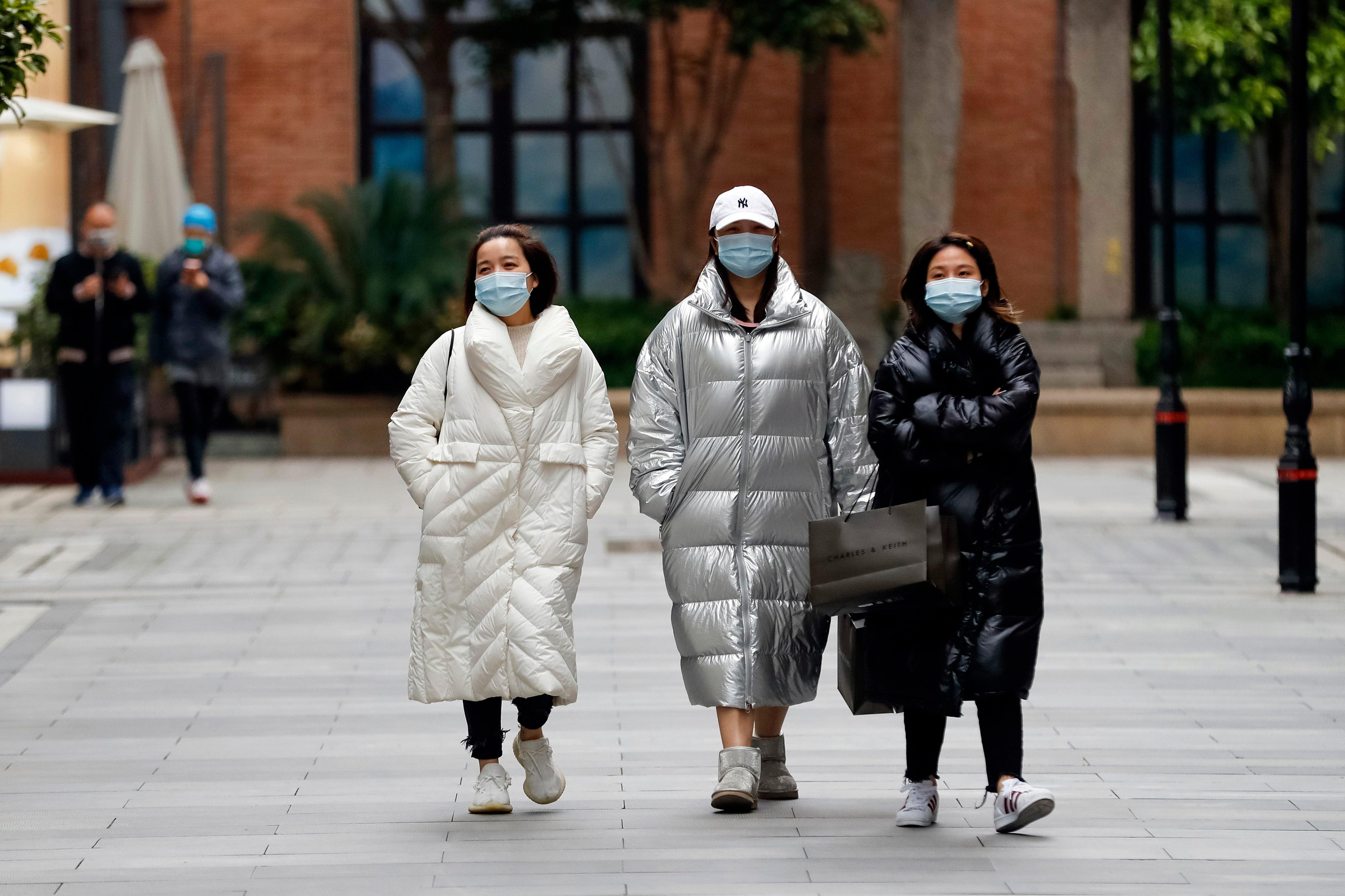 US-Spione Probleme der Beurteilung coronavirus verbreitet in China, Russland: Bericht