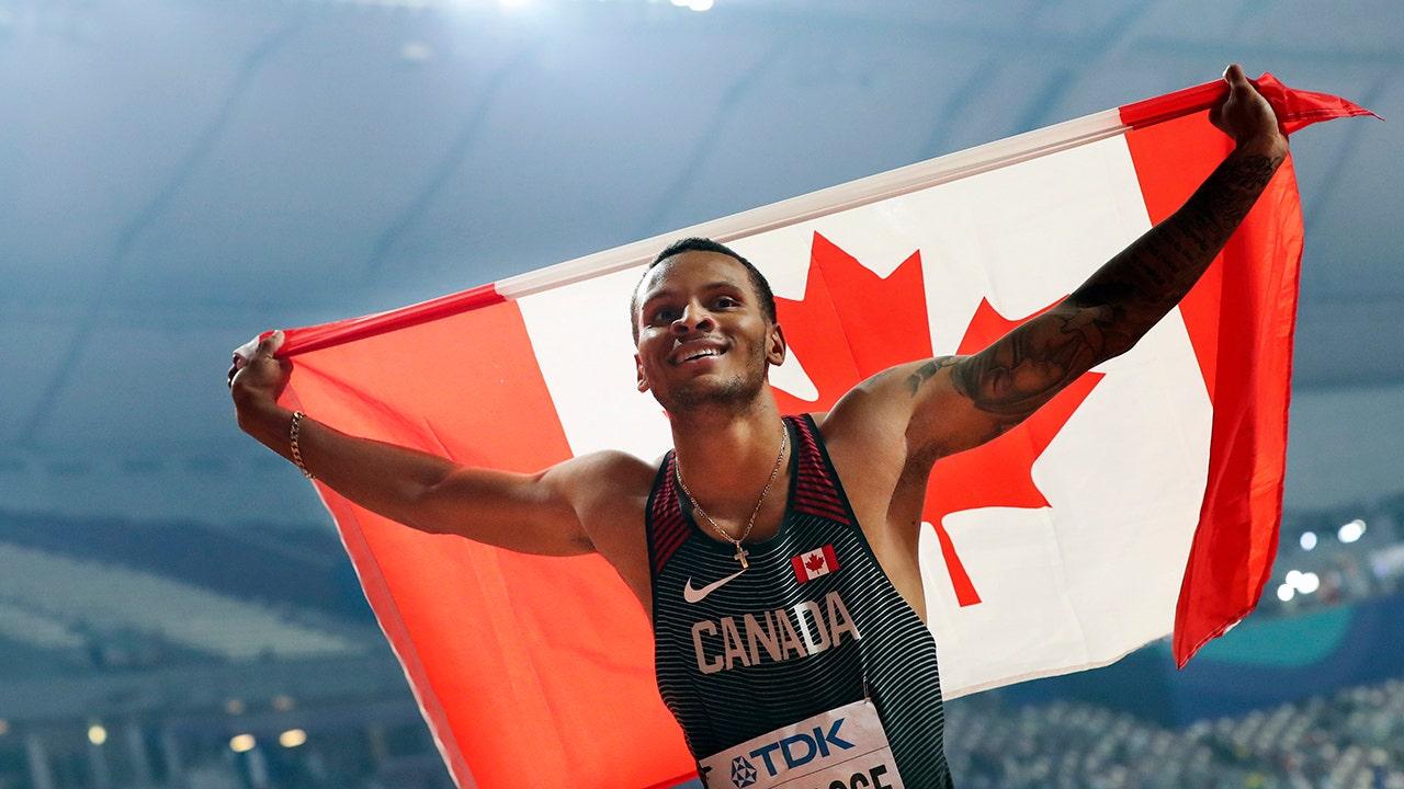 De Grasse εξακολουθεί να ελπίζει να είναι μέρος των Ολυμπιακών sprint δείξει