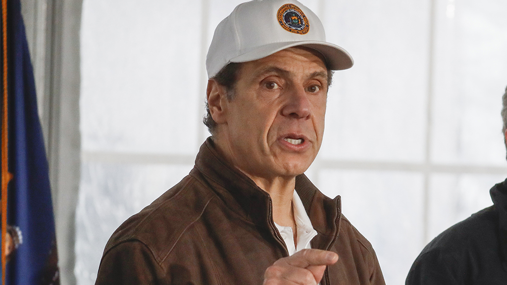 Cuomo: Not sure if closing all businesses, keeping everyone home was 'the best public health strategy'