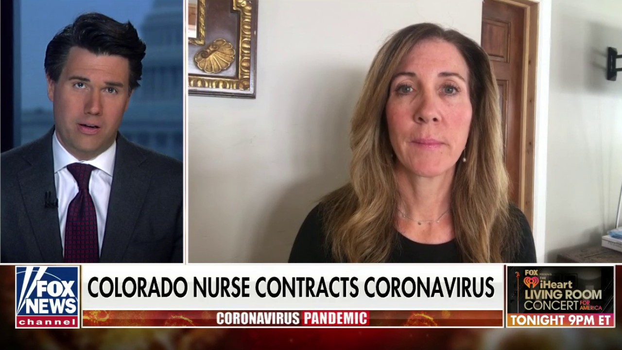 Colorado Krankenschwester Verträge coronavirus: