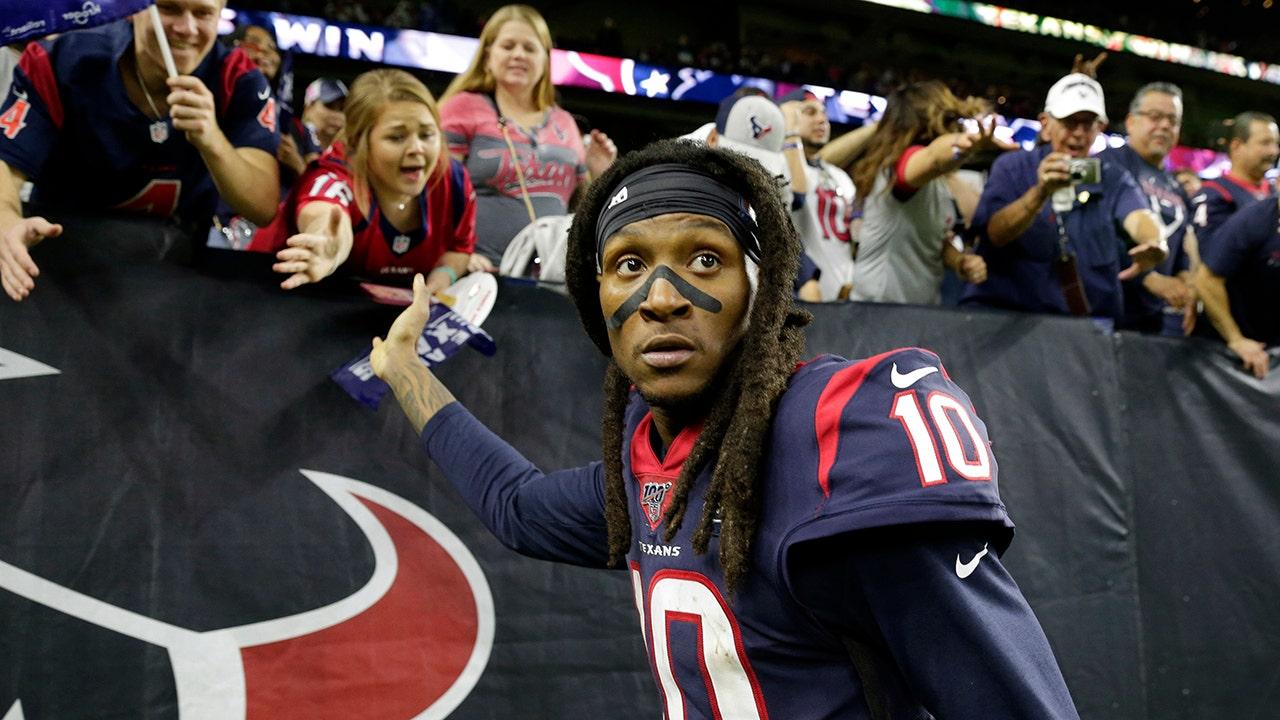 Hồng y DeAndre Hopkins: 'Tôi biết tôi là người nhận rộng nhất' trong NFL