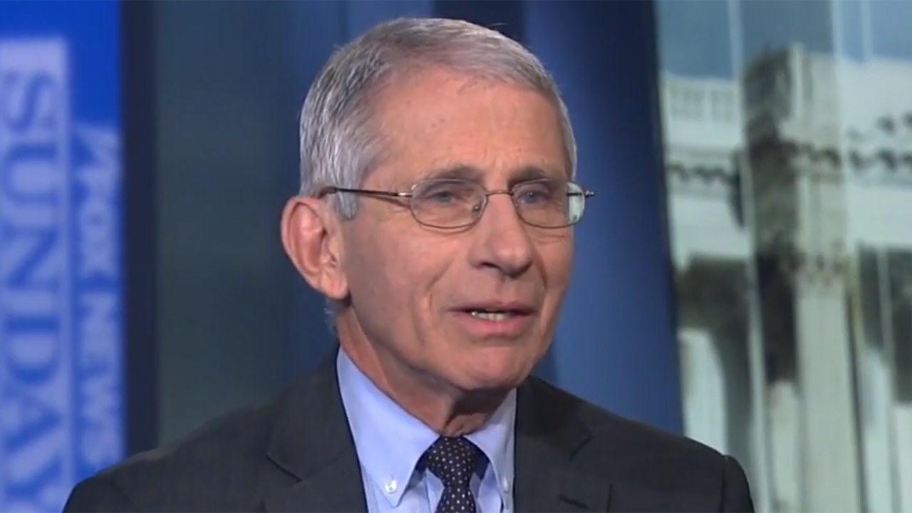 Anthony Fauci: reports