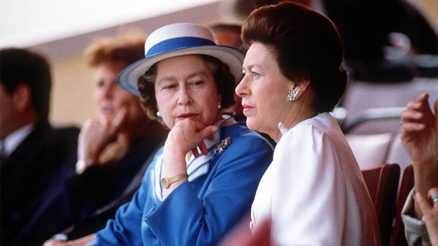 Queen Elizabeth 'always protected' her sister Princess Margaret despite media scrutiny, royal butler says