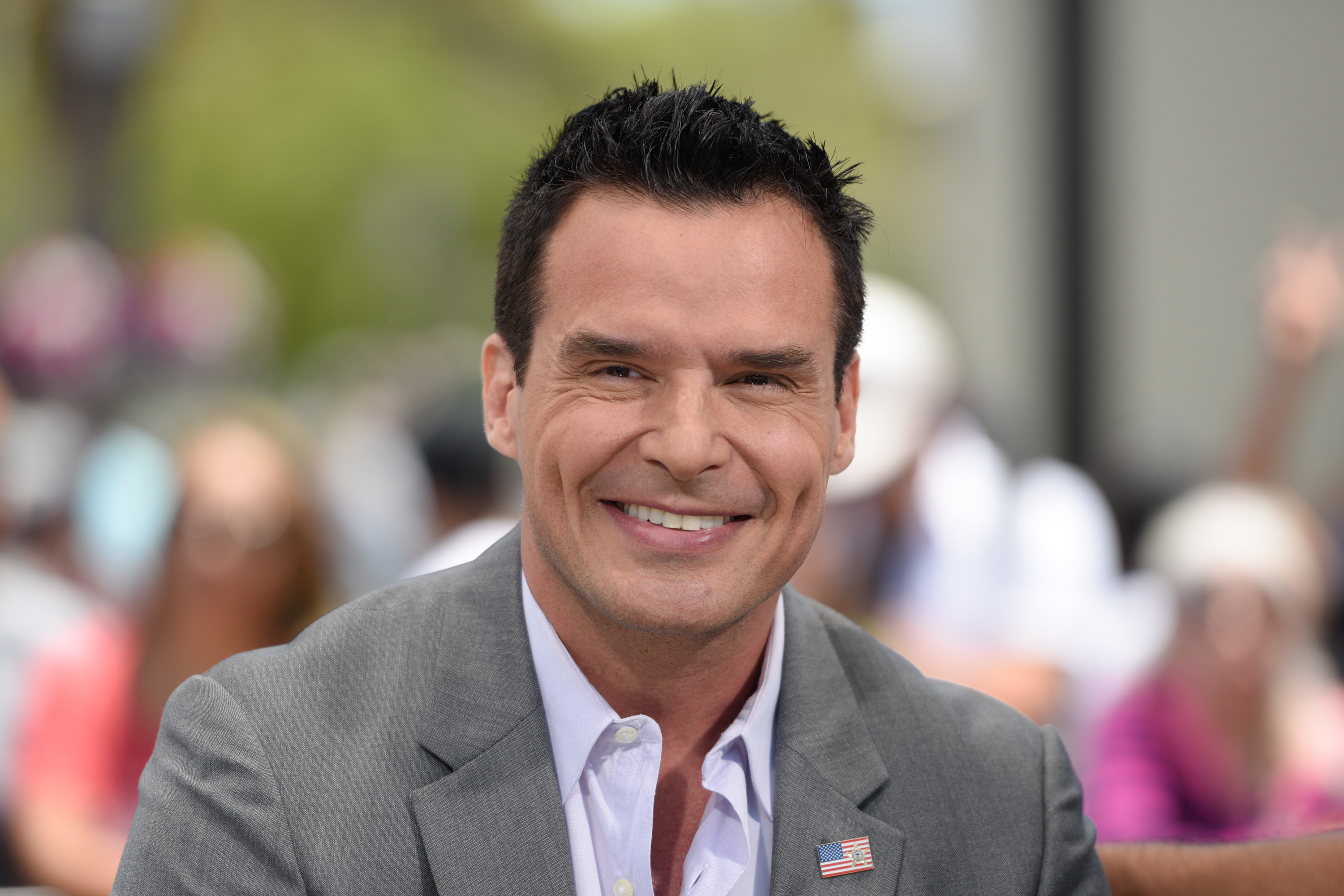 Antonio Sabato Jr. says supporting Trump ended his career in Hollywood