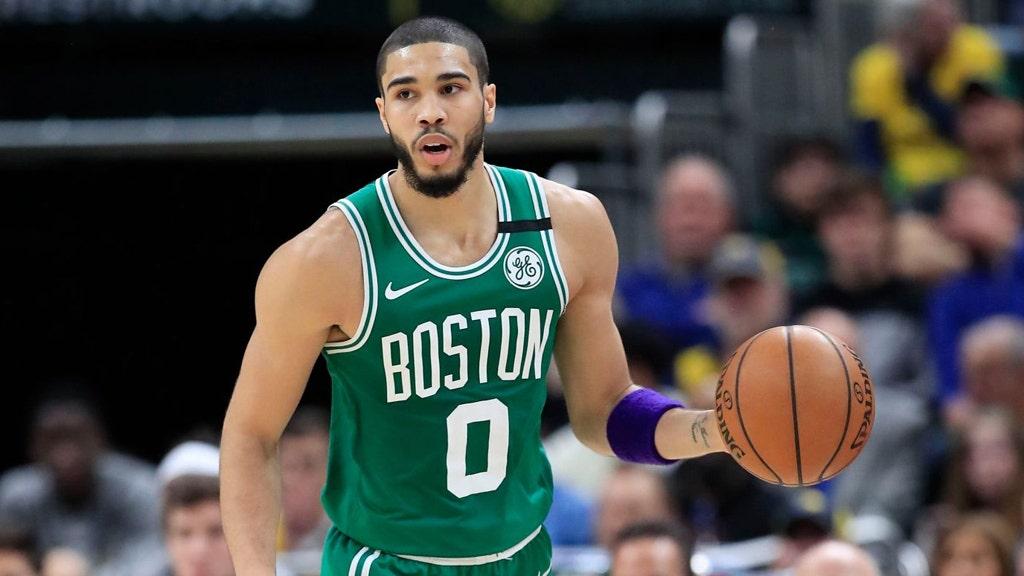 Donald trump Celtics' Jayson Tatum was nervous after Marcus Smart's positive coronavirus test: 'Any of us could have it' thumbnail