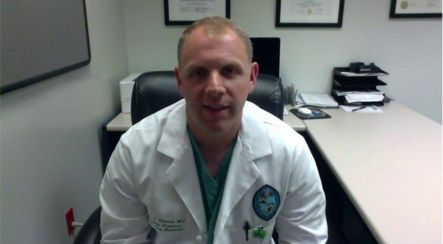 Την επόμενη coronavirus επίκεντρο είναι πιθανό η Νέα Ορλεάνη, Tulane νοσοκομείο γιατρός λέει