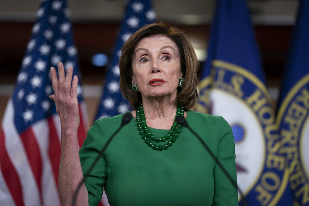AOC ally pans 'ridiculous' Pelosi claim on climate change measure in coronavirus bill