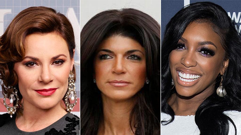 10 'Real Housewives' - stars, die verhaftet wurden