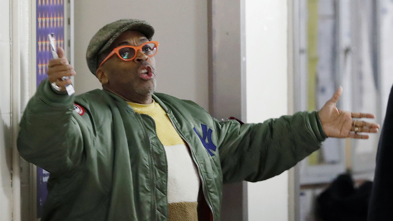 Spike Lee addresses his Cannes Palme D'Or gaffe: 'No apologies'