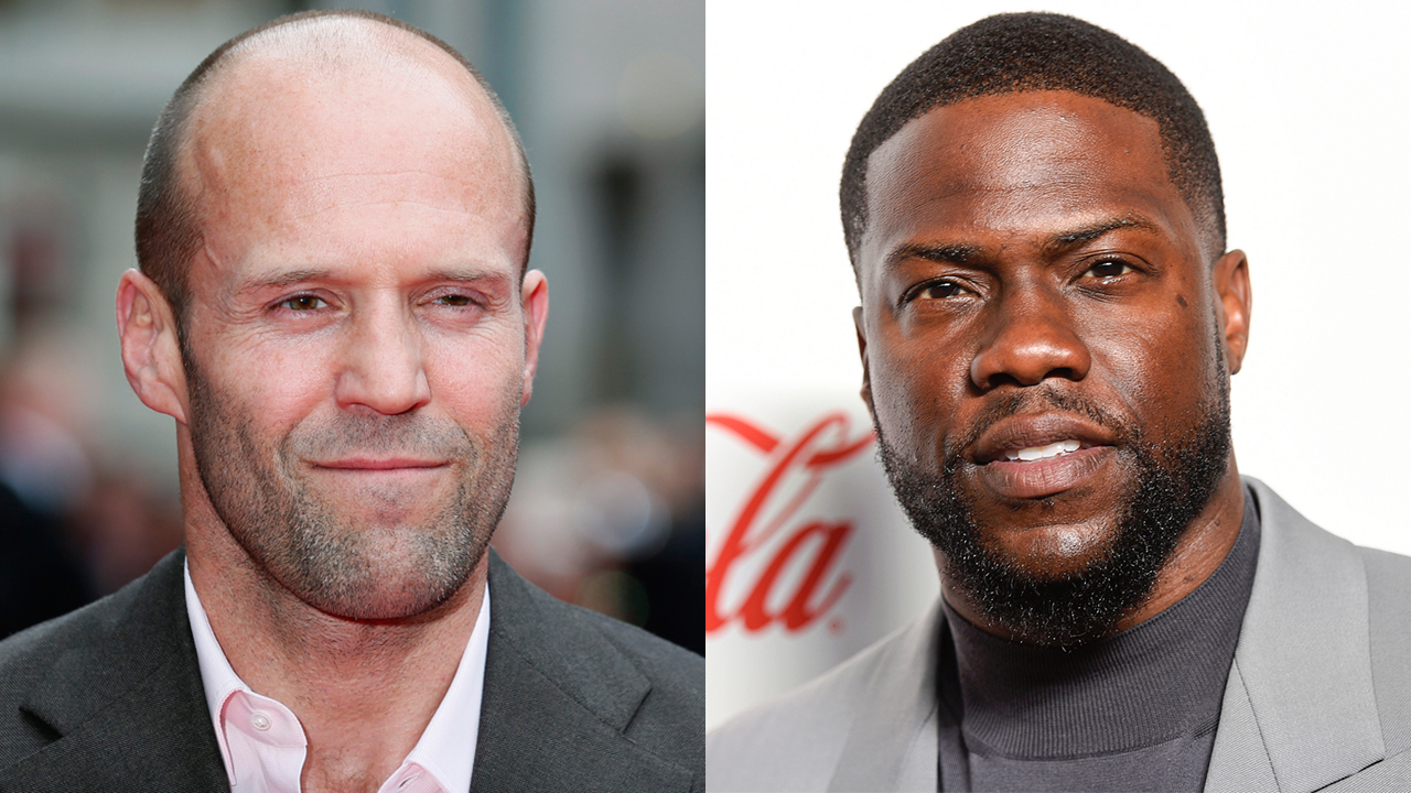 Jason Statham abruptly exits Kevin Hart movie 'The Man From Toronto' just weeks ahead of shooting