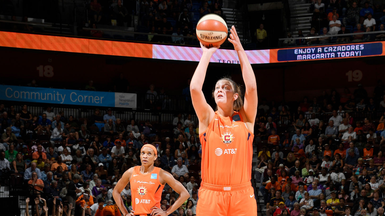 WNBA player reveals she had 'unknown virus' while playing in China during coronavirus outbreak