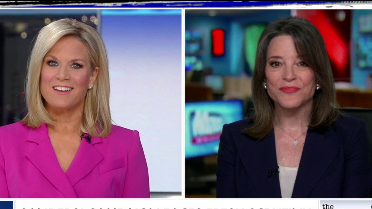 Westlake Legal Group Video-2020-03-04T194436.661 Marianne Williamson rips 'outrageous' James Carville comments about Dems uniting behind Biden fox-news/topic/super-tuesday fox-news/topic/fox-news-flash fox-news/shows/the-story fox-news/politics/elections/presidential-primaries fox-news/politics/elections/democrats fox-news/politics/2020-presidential-election fox-news/person/elizabeth-warren fox-news/person/bernie-sanders fox-news/media fox news fnc/media fnc Charles Creitz b259c6dc-6395-59df-8228-b19a2701111a article