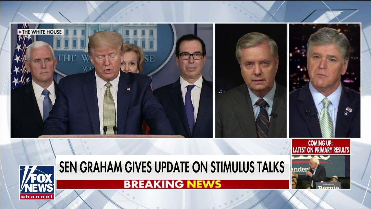 Graham sagt UNS braucht Kampfgeist des zweiten Weltkriegs