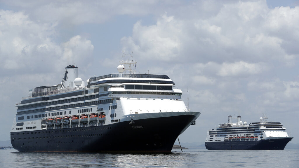 Holland America cruise ships with over 200 sick passengers and crew reach deal to disembark in Florida