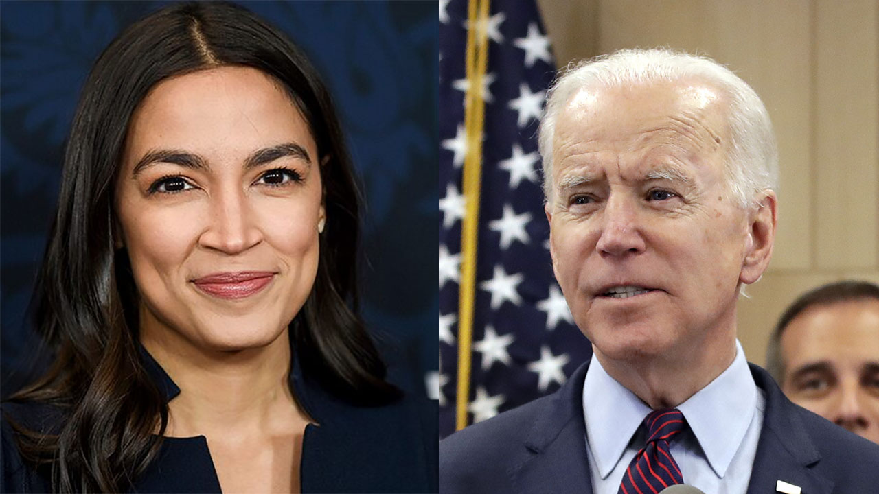 Westlake Legal Group aoc-biden AOC claims Biden 'overperformed' Super Tuesday because his campaign faced 'low expectations' fox-news/topic/super-tuesday fox-news/politics/elections/presidential-primaries fox-news/politics/elections fox-news/politics/2020-presidential-election fox-news/politics fox-news/person/joe-biden fox-news/person/bernie-sanders fox-news/person/alexandria-ocasio-cortez fox news fnc/media fnc dab98b9e-44c2-518f-b42b-10faff335cad Brie Stimson article