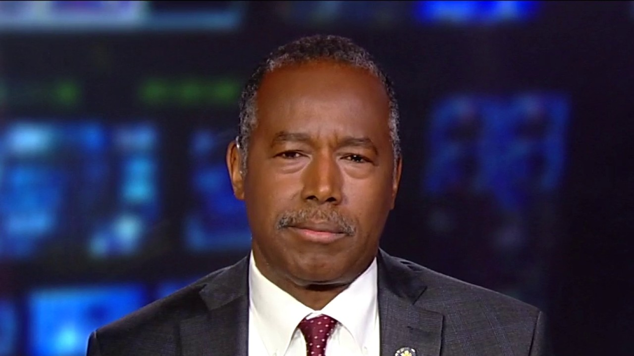 Westlake Legal Group ben-carson- Dr. Ben Carson: Coronavirus 'certainly has thepotential to be severe,' task force meeting every day to prevent that Talia Kaplan fox-news/shows/sunday-morning-futures fox-news/newsedge/health fox-news/media/fox-news-flash fox-news/health/infectious-disease/coronavirus fox news fnc/media fnc article 48d48dc2-7798-5ad7-9041-bea221c09061
