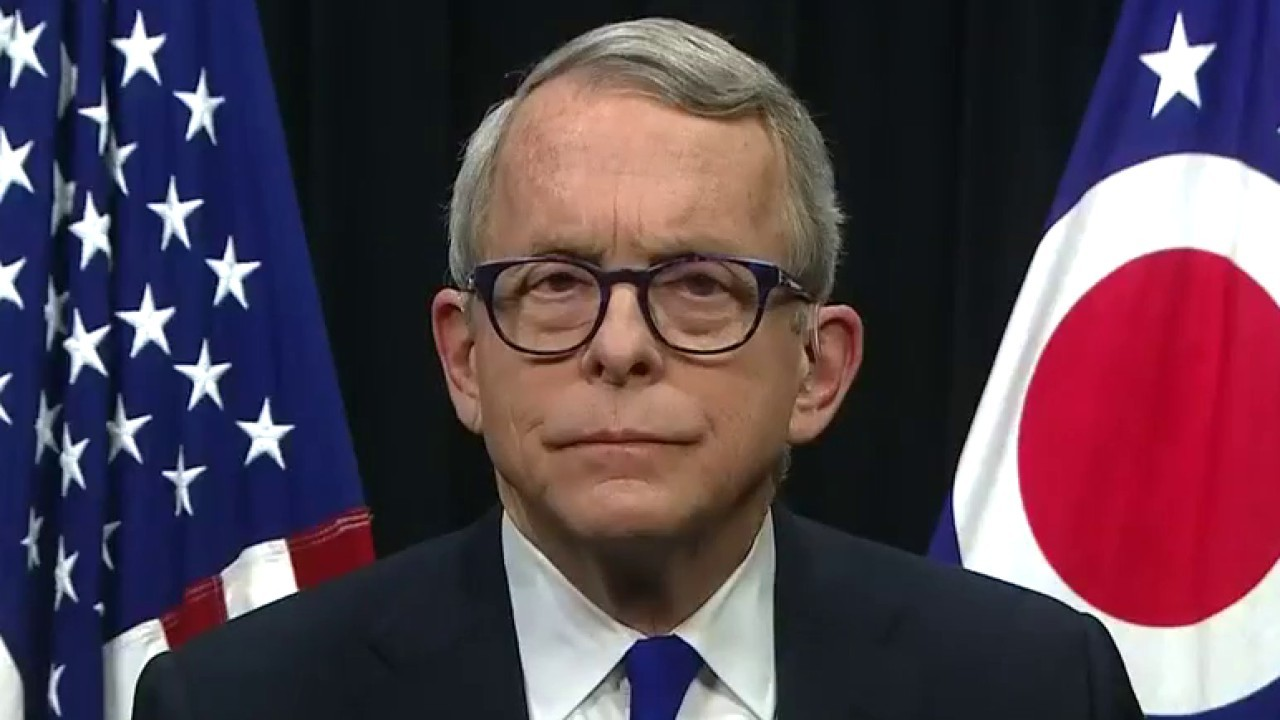 Ohio Gov. DeWine tells 'Your World' positive coronavirus test 'certainly scared me' 4