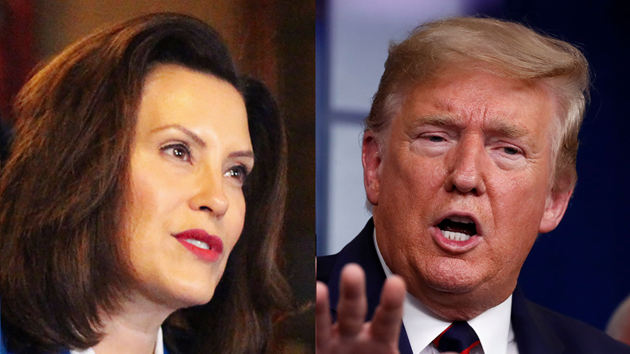 Fox News Poll: Biden tops Trump in Michigan, where Gov. Whitmer is more popular than president
