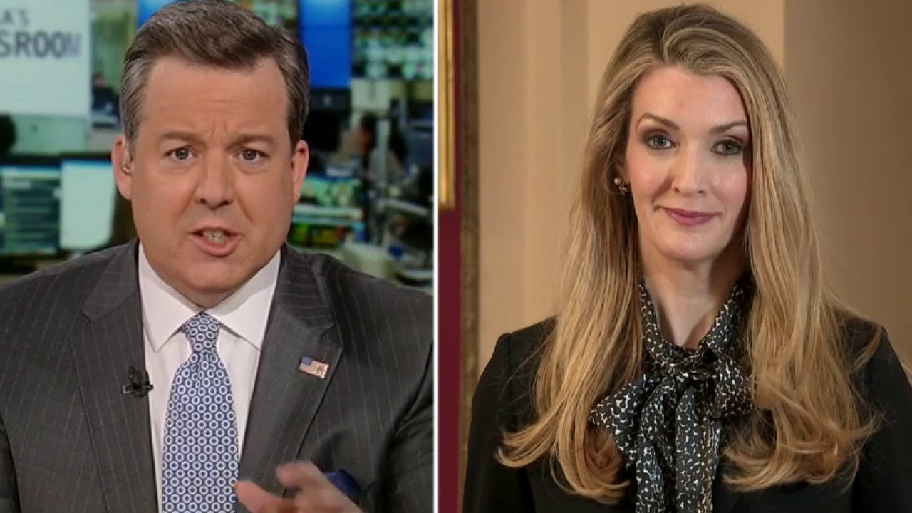 Donald trump Sen. Kelly Loeffler grilled by Ed Henry over reports she sold off stocks ahead of coronavirus pandemic thumbnail