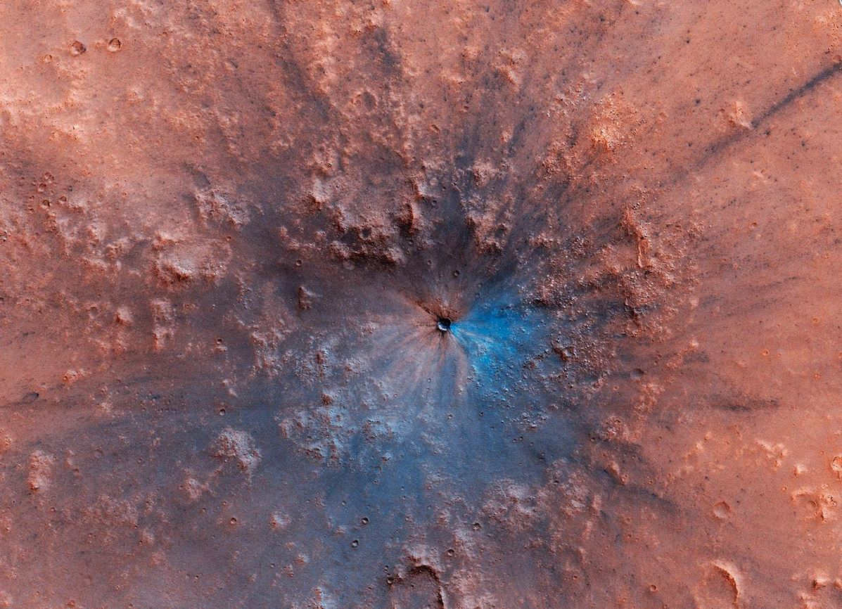 Mars may be wetter than we thought (but still not that habitable)