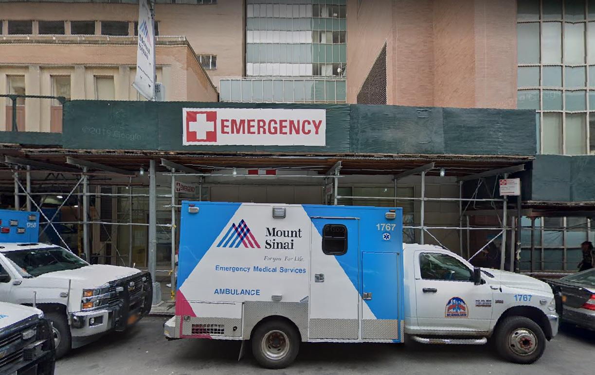 Το νοσοκομείο της νέας Υόρκης ξεκινά το μακρινό coronavirus παρακολούθησης