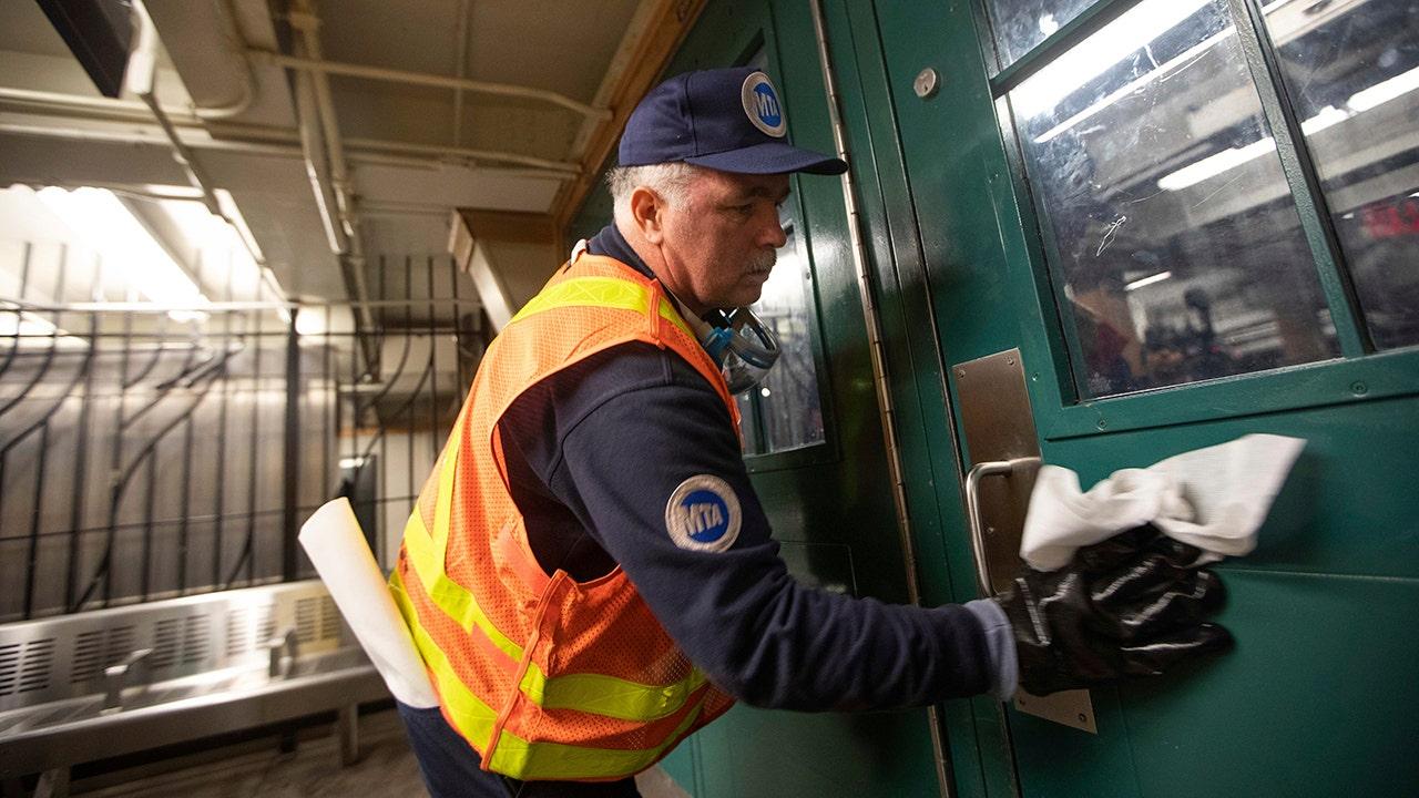Coronavirus mengambil tol berat pada NY pekerja angkutan