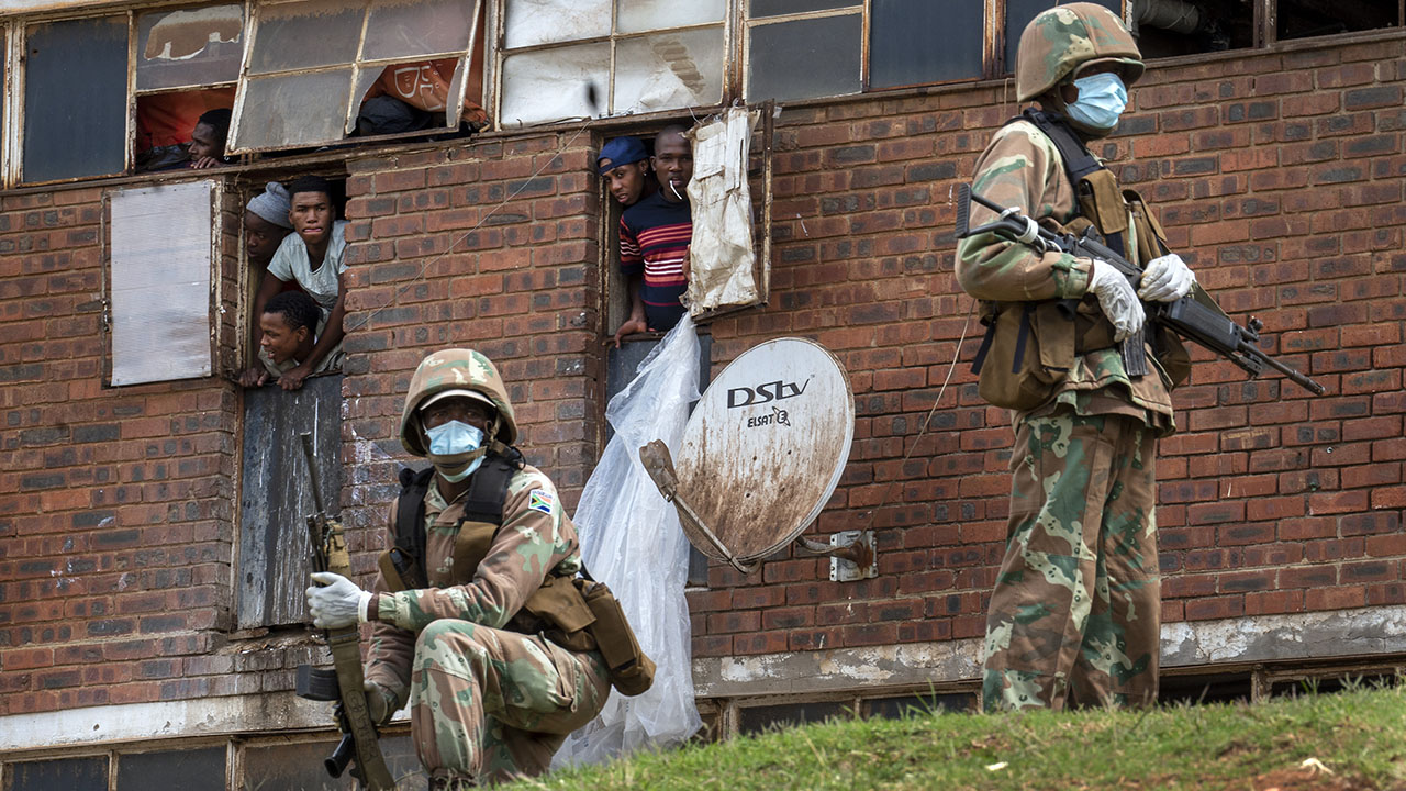 Coronavirus measures in Africa escalate to violence as police, military enforce lockdowns