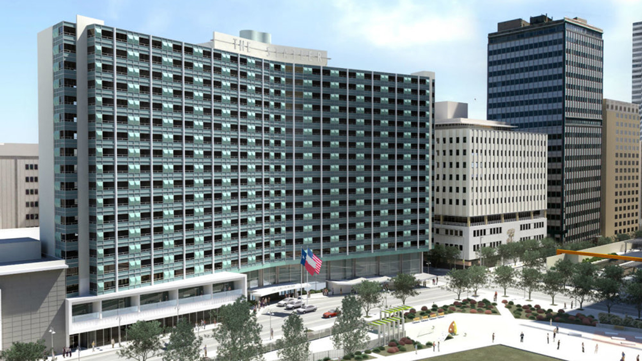 Texas hotel menawarkan penginapan gratis di rumah sakit pekerja di coronavirus garis depan
